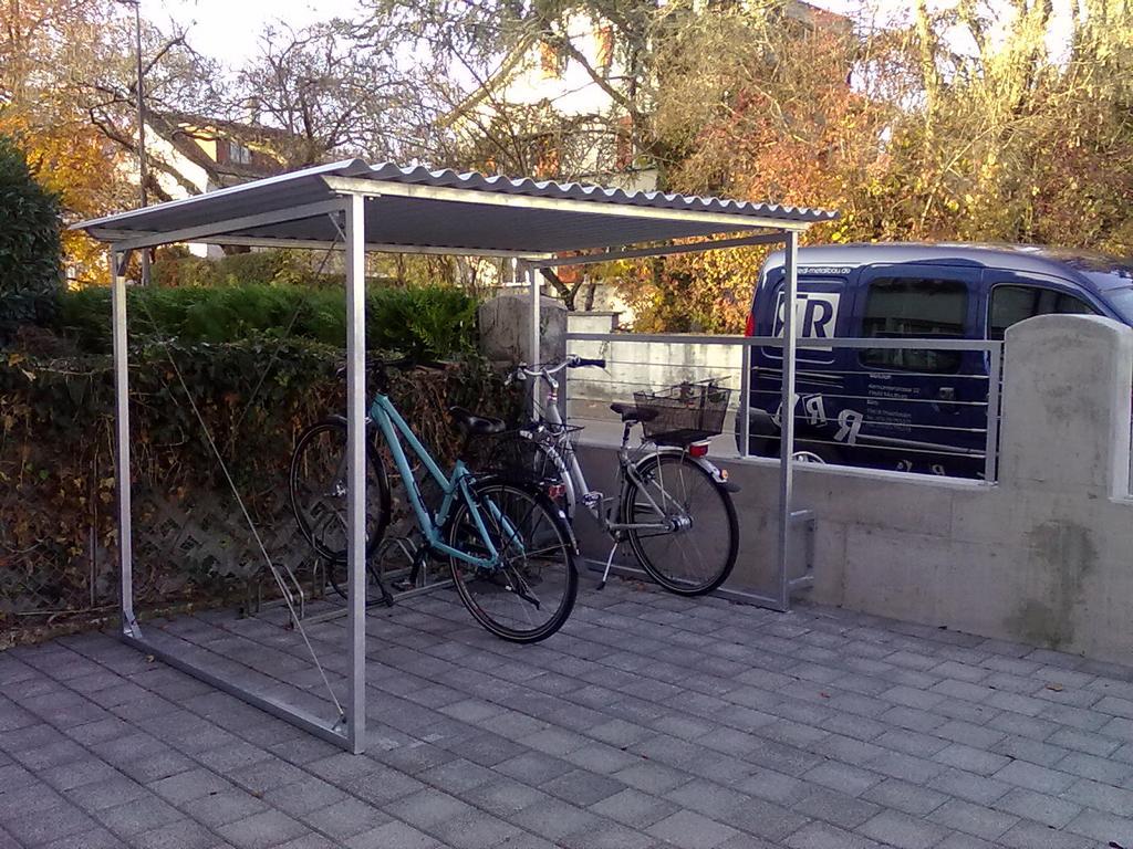 Bikeport Metallbau Robert Riedl Bauschlosserei